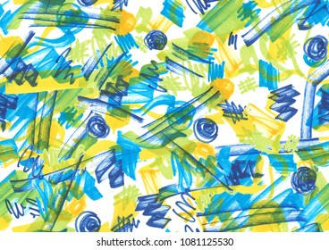 seamless pattern marker texture for textile
