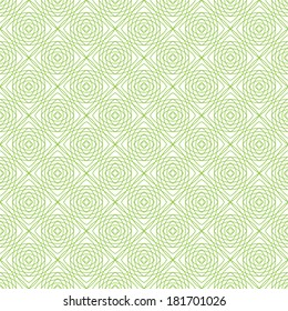 Seamless pattern, for money design, currency, note, cheque, ticket, guilloche texture for registration of securities, certificate, or diploma. Raster.