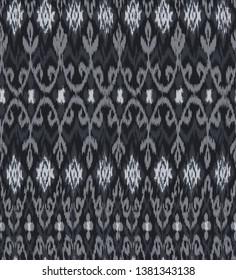 seamless pattern with patola design