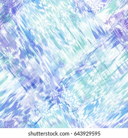 ffe61517 Seamless pattern tie-dye design. Multicolored background with watercolor  effect. Textile shibori print