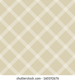 Seamless plaid background in cream and white. Great for invitations, greeting cards, surface textures.