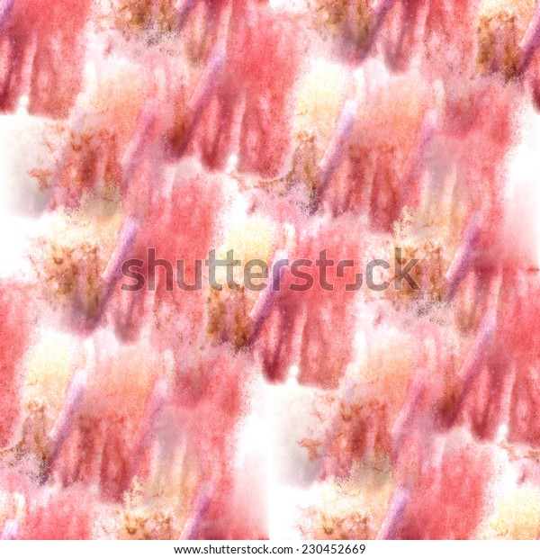 seamless red, lilac pattern background wallpaper handmade watercolor