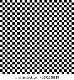 Seamless square pattern and background