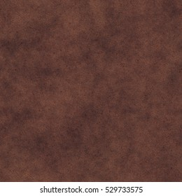 Seamless texture of brown leather. Background surface closeup.