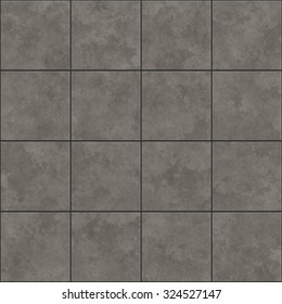 Seamless texture of gray tiles. Pattern background.