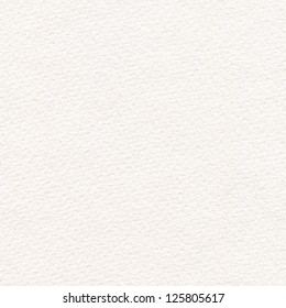 Seamless texture of watercolor paper