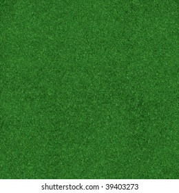 Seamless tile of green astroturf perfect for backgrounds