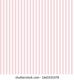Seamless vertical stripe pattern, pink pastel pale colors. Raster abstract background, design for fabric, textile, fashion, wedding design, pillow case, gift wrapping paper; web.