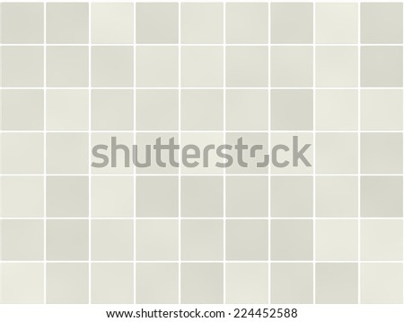 Seamless white bathroom tiles pattern. Wall, floor tiles mosaic.