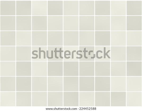 Seamless White Bathroom Tiles Pattern Wall Royalty Free