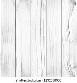 seamless white wooden planks texture, 3D illustration