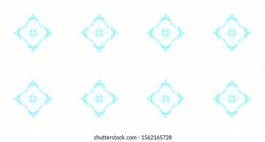 Seamless Zigzag Ikat Print. Batik Shibori Fabric Print. Traditional Ethnic Zigzag Wallpaper. Ogee Texture. Watercolor Zigzag Ikat Pattern.