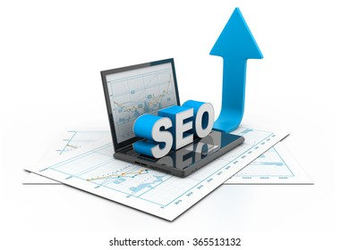 Search engine optimization growth chart
