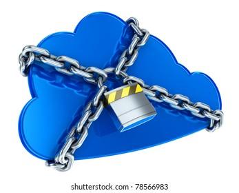 Secure cloud computing