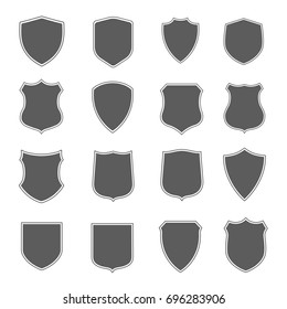 Security black label set.