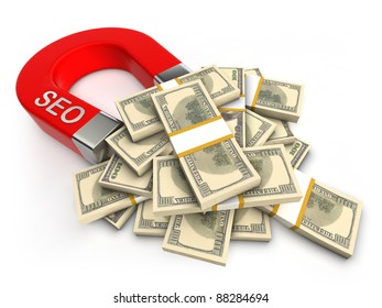 SEO attracts money