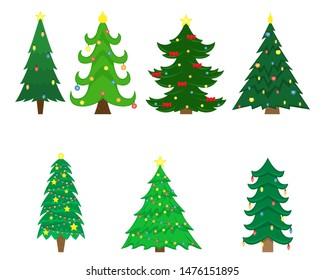 christmas tree images stock photos vectors shutterstock. Black Bedroom Furniture Sets. Home Design Ideas