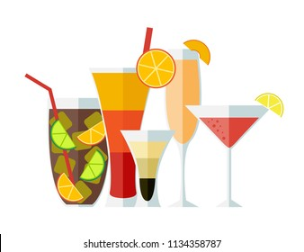 B52 Cocktail Stock Illustrations Images Vectors Shutterstock