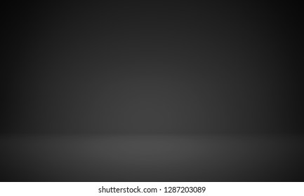 Set light photography studio black dark