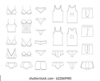 ef401438fd Underwear for men and women  boxer