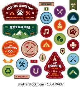 Merit Badge Images, Stock Photos & Vectors | Shutterstock