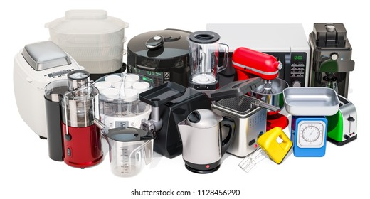 Small Electrical Appliances Images Stock Photos Vectors
