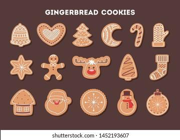 Gingerbread Reindeer Images Stock Photos Vectors Shutterstock