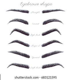 Eyebrow Shaping Images, Stock Photos & Vectors