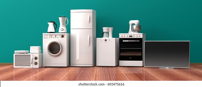 Elettrodomestici Per Cucina Stock Photos - Business/Finance Images ...