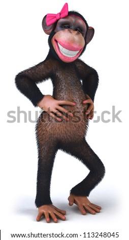 Sexy monky