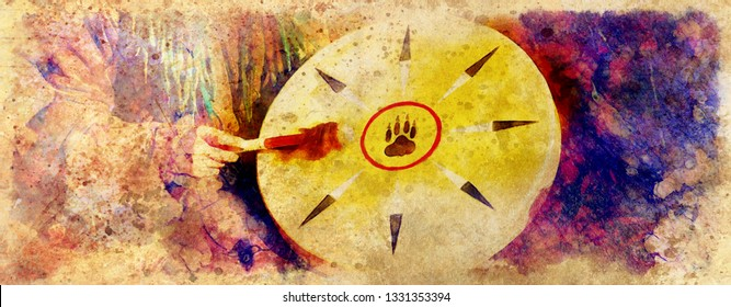 Shamanism Images, Stock Photos & Vectors | Shutterstock