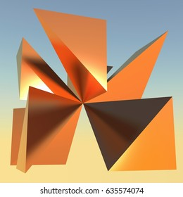 Copper Pyramid Images, Stock Photos & Vectors | Shutterstock