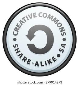 Share-alike SA Creative Commons