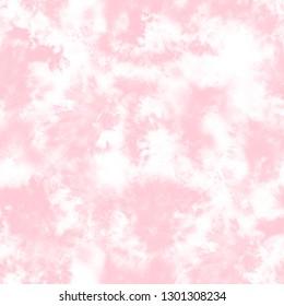 Shibori, tie dye, abstract batik brush seamless and repeat pattern design