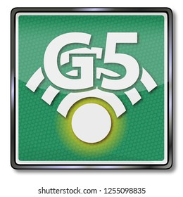 Shield with the data radio network G5