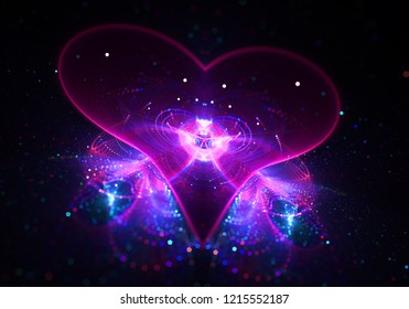 Shine Agape Love Heart  - Soul of Universe  - Divine Grace