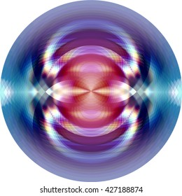 Shiny Geometric Sphere