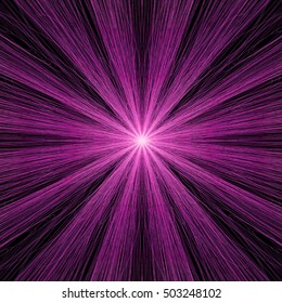 Shiny purple light, beauty and fashion concept abstract background design.