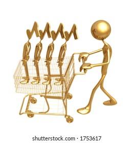 Shopping Cart Tunes