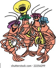 Shrimp Band