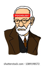 Sigmund Freud as Psychologist. as pioneer on Psychology discipline, Freud invented Psychoanalytic Perspective. His Theory sti remains part of big and fundamentals theory in Psychology discipline.
