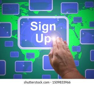 Enlistment Images Stock Photos Vectors Shutterstock