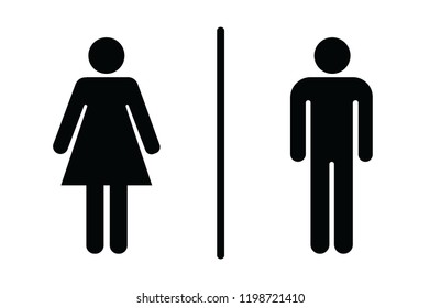 sign of men and women