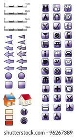 Signatures / Icons for maps
