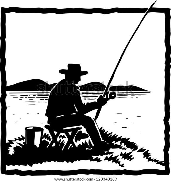 Красное с охотником белое с рыбаком картинки