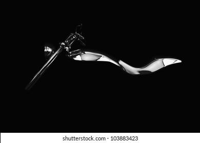 Silhouette of Chopper