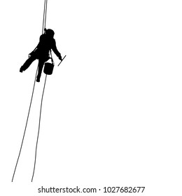 Tower Climber Stock Illustrations Images Vectors Shutterstock