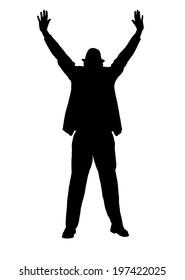 男 佇む 後ろ姿のイラスト素材画像ベクター画像 Shutterstock
