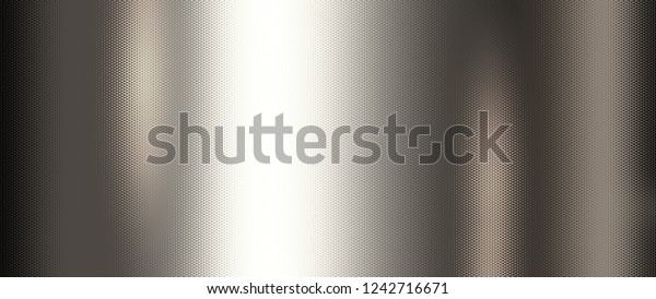 Silver Background Grey Metallic Textured Wallpaper Stock