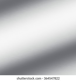 silver background texture chrome metal texture background with oblique line of light